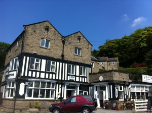 The Millstone, Hathersage