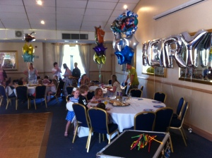 Henry's Party